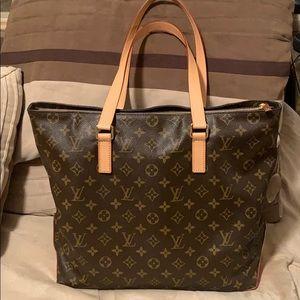 Sold Auth Louis Vuitton cabas mezzo bag🔥🔥🔥